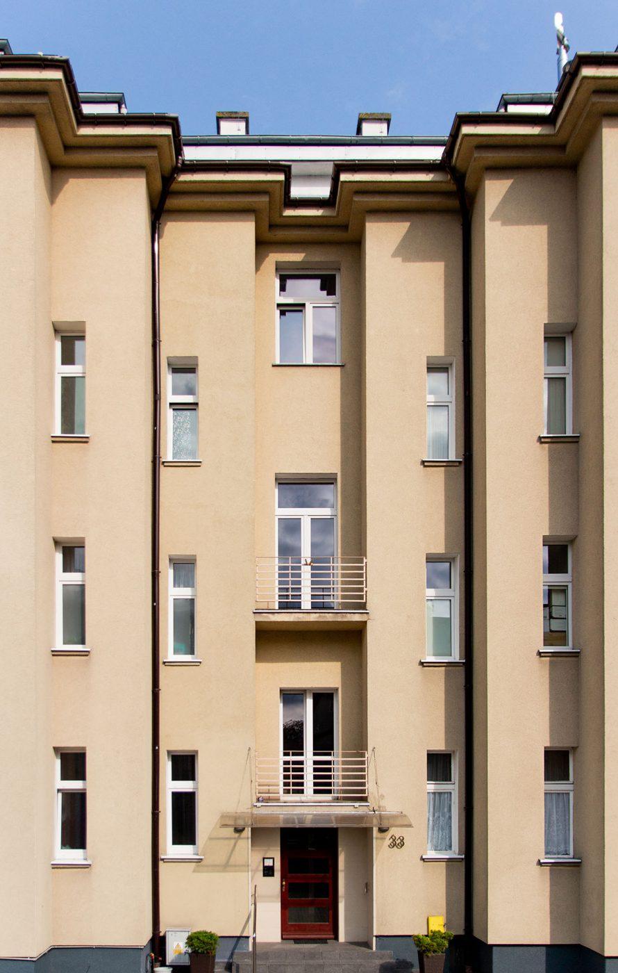 Nagrodzone zdjęcie w konkurcie Modernizm w Obiektywie 2018 w kategorii Modernizm Kamiennej Góry